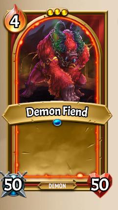 Demon Fiend